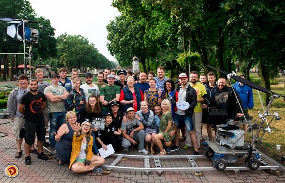 У Києві стартували зйомки третього сезону «На трьох»