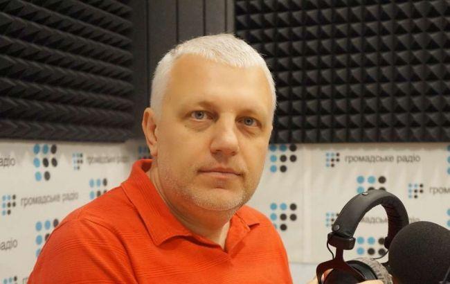 Основна версія вбивства журналіста Шеремета – професійна діяльність