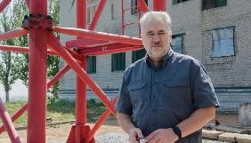 Жебрівський повідомив про термін запуску телевежі на Карачуні