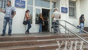 У Кропивницькому журналістам не дозволили зайти до прокуратури разом із відвідувачем