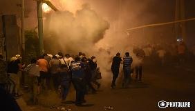 Поліція просить надати свідчення нападів на журналістів під час подій у Єревані