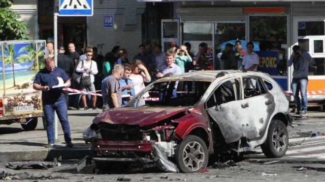 Геращенко: Шеремета вбили, щоб внести безлад в державний лад