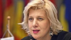 Дуня Миятович прокомментировала обвинения в дружбе некоторых членов НСЖУ с «российскими агрессорами»