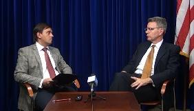 На регіональному каналі «ТАК TV» вийде інтерв'ю з послом США в Україні Джеффрі Р. Пайєттом