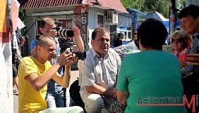 Як журналіст СТБ знімає документальні серіали для «Вікон-новин»