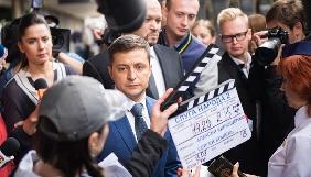 «Квартал 95» почав знімати продовження комедії «Слуга народу»