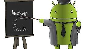 6 цікавих фактів про платформу Android (Інфографіка)