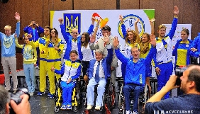 Проводи національної паралімпійської збірної у Ріо з Майдану наживо покаже «UA:Перший»