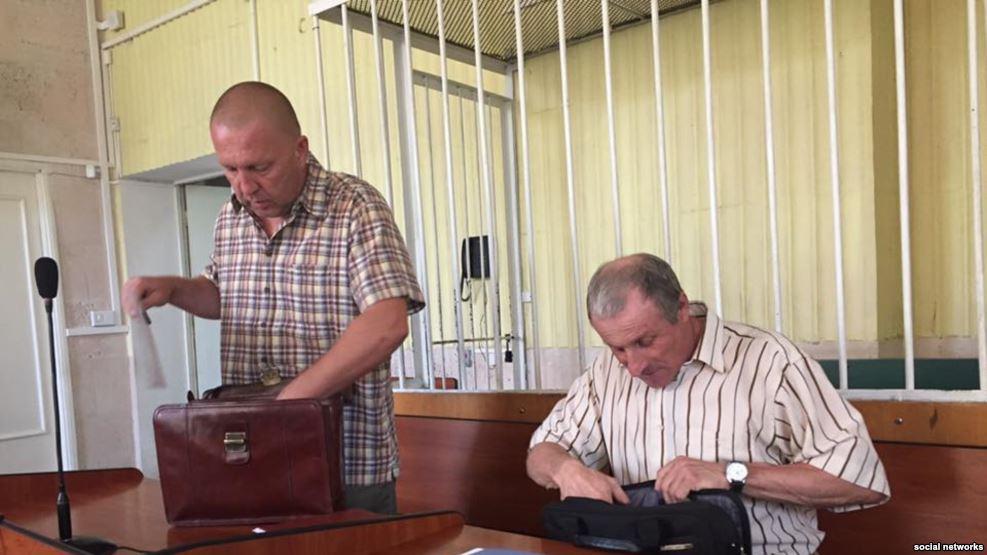 У Криму суд відхилив скаргу журналіста Семени на дії ФСБ