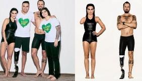 Vogue замалював у Photoshop кінцівки моделей, видаючи їх за паралімпійців