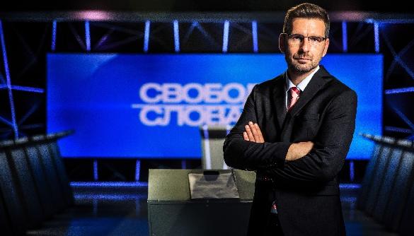 Журналісти оцінили перший ефір Вадима Карп'яка у «Свободі слова»