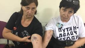 Затриманих у Беслані журналісток, які висвітлювали акцію протесту, відпустили