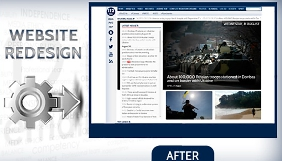 Сайт 112.international оновив дизайн та функціонал
