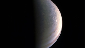 Космічне агентство NASA опублікувало зображення Юпітера крупним планом
