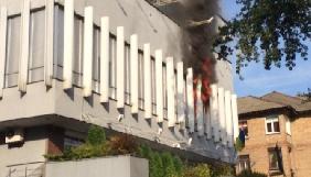 Поліція поки не вручила нікому підозр за напад на офіс інтерівського НІСу – Артем Шевченко