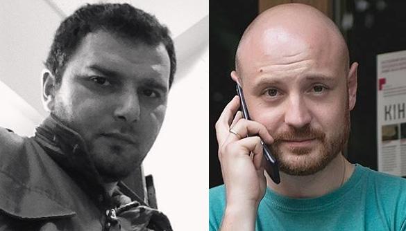 Бывший сотрудник «Громадського ТБ» напал на коллегу в Верховной Раде (ВИДЕО)