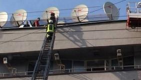 Збитки «Інтера» від пожежі  складають близько півмільйона доларів - директор «НІС»