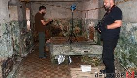 «Занурити в підвал»: як польські документалісти за допомогою VR-технології розкажуть усьому світу про полонених на Донбасі