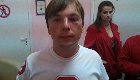 За фактом нападу на журналіста «СтопКору» Медяника розпочато кримінальне провадження
