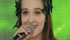 Софія Роль представлятиме «Україну» на дитячому «Євробаченні-2016»