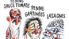 Влада італійського міста подала до суду на Charlie Hebdo через карикатуру