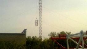 На Карачуні змонтували понад 80 метрів нової телевежі
