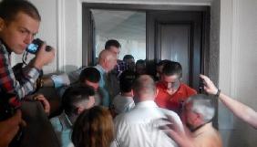 На Волині поліція закрила справу про перешкоджання журналістці через відсутність ознак порушення