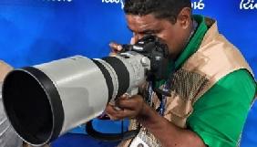 Бразилець став першим незрячим фотографом, який знімав Паралімпіаду
