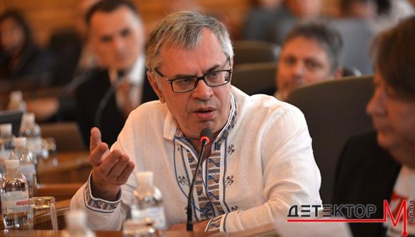 Активисты «Відсічі» объявили в розыск главу Нацсовета по вопросам телевидения и радиовещания