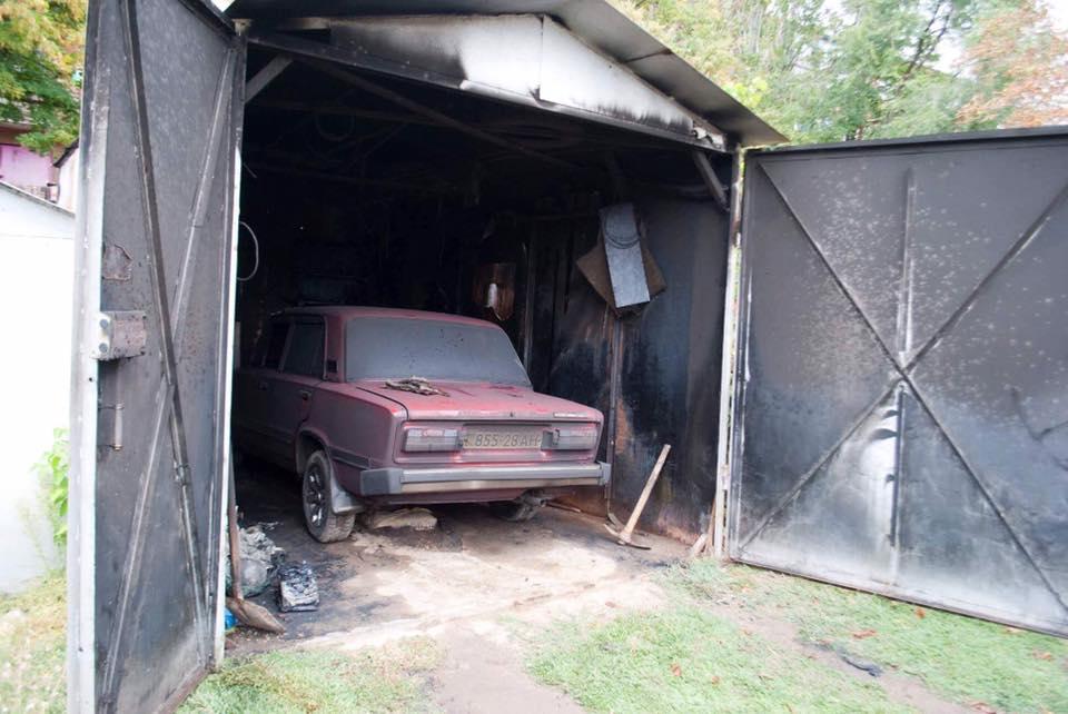 У Марганці журналісту «Стоп корупції» спалили авто