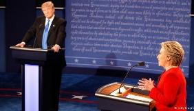62% глядачів віддали Клінтон перемогу в теледебатах - CNN
