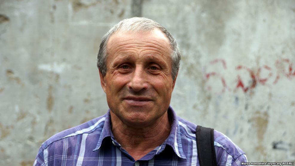 Николай Семена: «Призываю к территориальной целостности России»