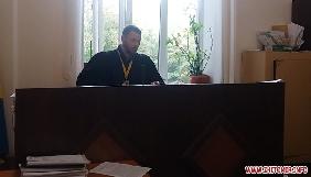 У Житомирі журналістам заборонили проводити зйомку засідання суду