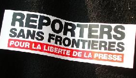 «Репортери без кордонів» закликають Росію негайно звільнити журналіста Сущенка