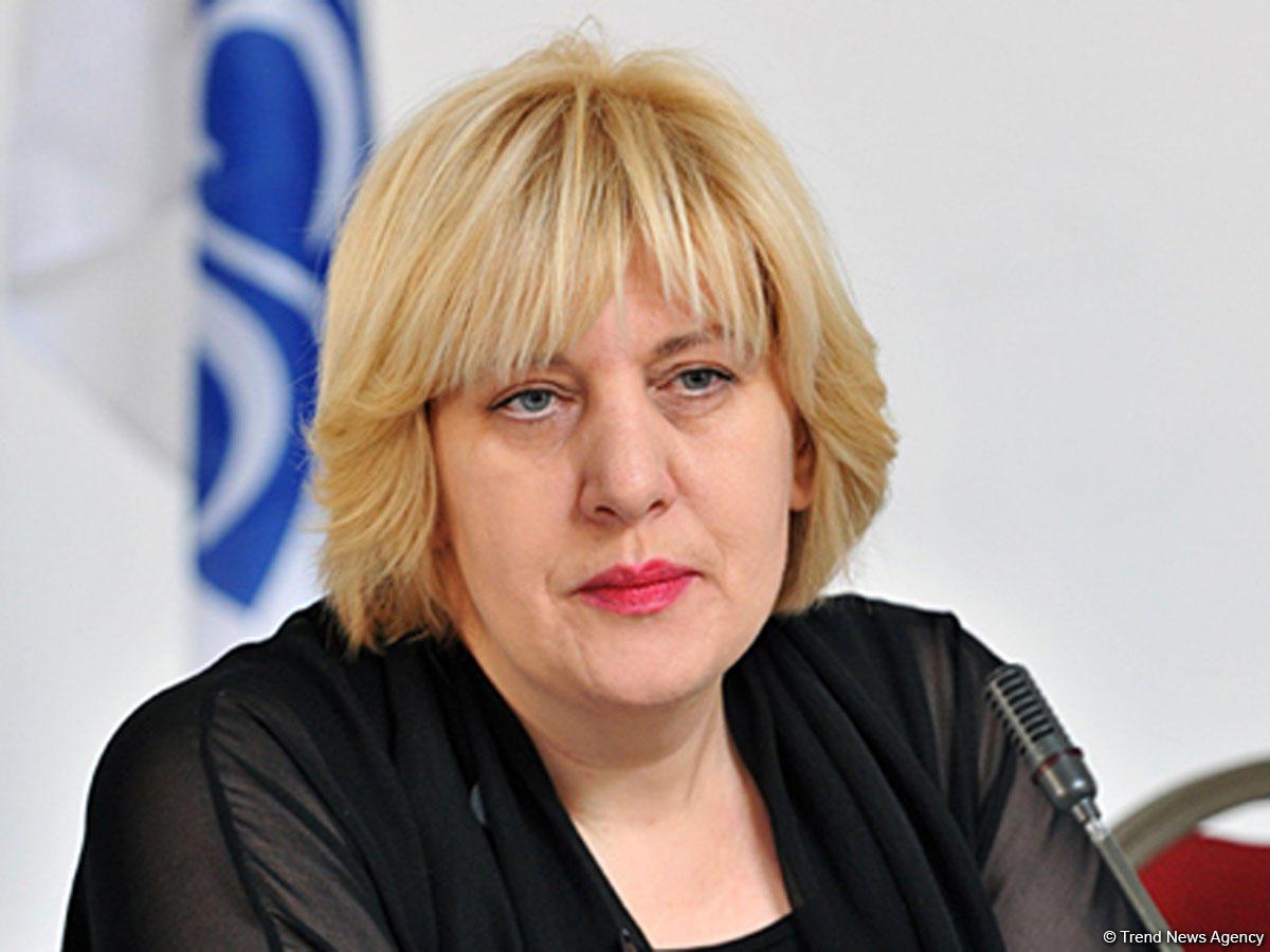 Дуня Міятович звернулась до Росії з вимогою звільнити журналіста Сущенка