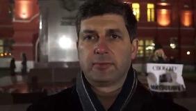 Передачі Сущенку носитимуть у СІЗО російські активісти