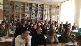 АУП провела серію тренінгів для журналістів та студентів у Маріуполі