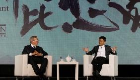 Стівен Спілберг і китайський мільярдер Джек Ма домовилися разом знімати кіно