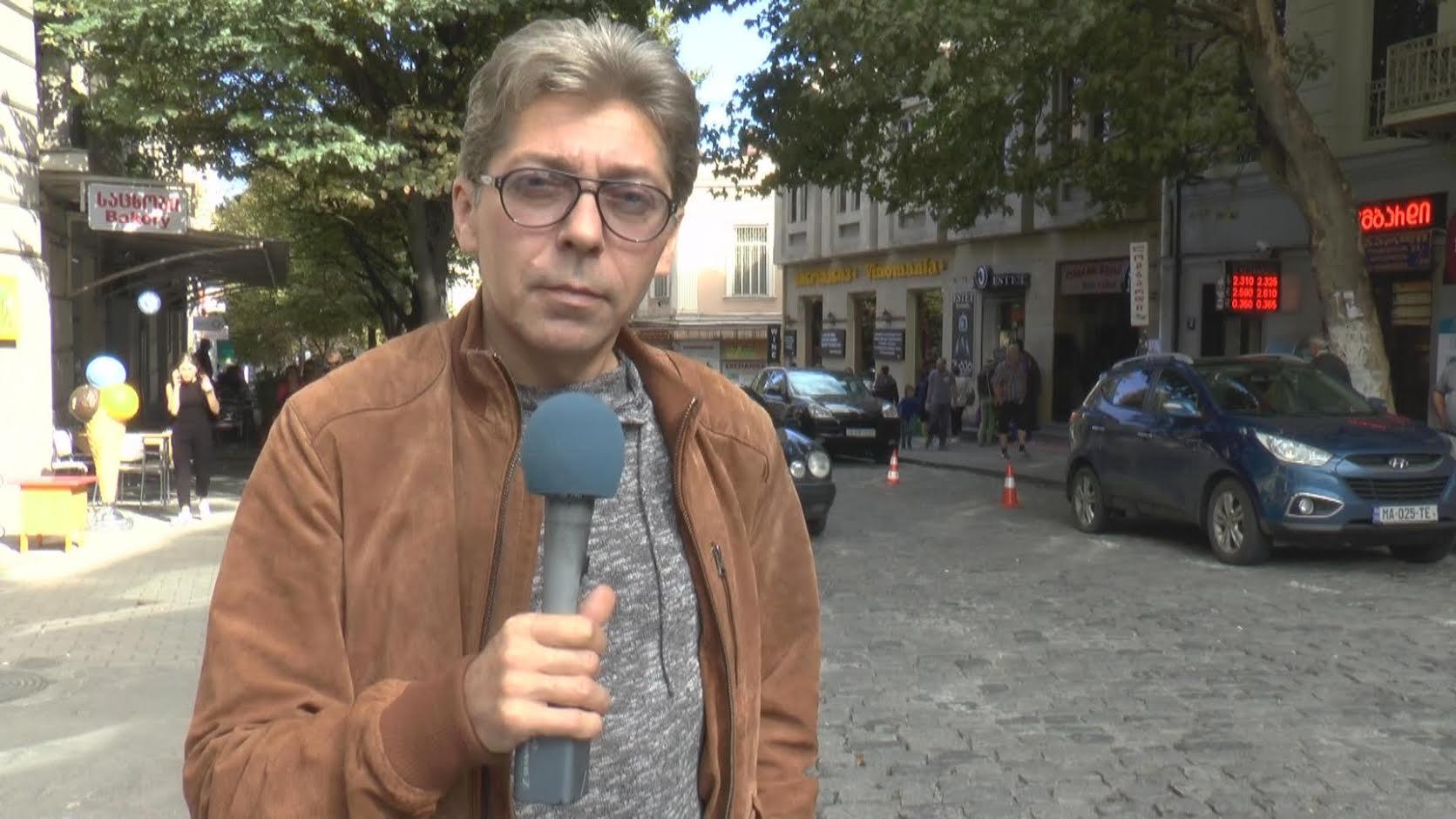 Саша Сотник: В Украине — разветвленная агентурная сеть, целый «спецкротовник»