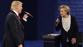 Президентські дебати у США, другий тур: повіяло рідним і знайомим