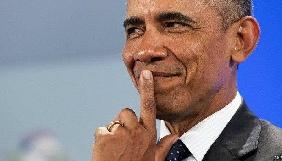 Улыбка Обамы и хмурые украинские чиновники