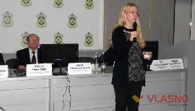 Не всіх вінницьких журналістів пустили на прес-конференцію Уляни Супрун