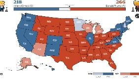 Мирослава Гонгадзе: Явка на виборах в США була дуже високою
