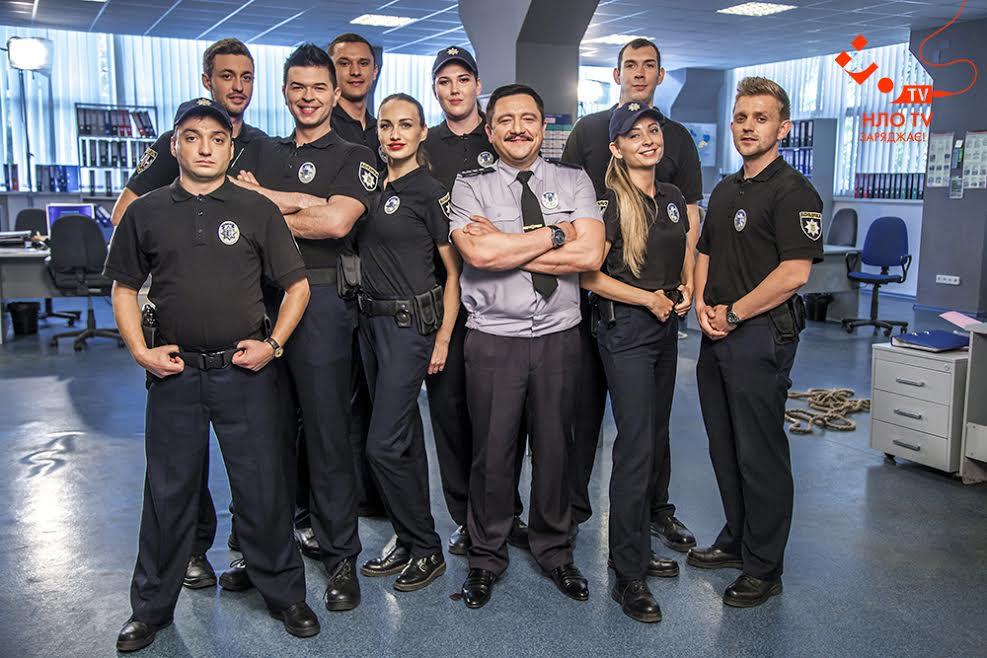 На НЛО TV – прем'єра другого сезону «Суперкопи 2»