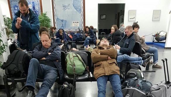 На шляху до Перу зламався літак, на якому перебував «кремлівський пул» журналістів