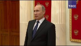 Путін назвав резолюцію Європарламенту щодо російських ЗМІ «деградацією демократії»