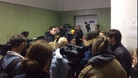 У Святошинському суді Києва – черги журналістів через допит Януковича