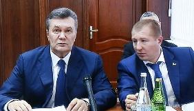 «UΛ:Перший» транслюватиме допит Януковича