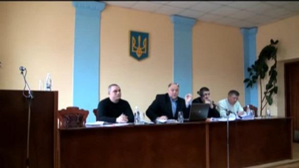 На Вінничині райрада заборонила журналісту відеозйомку сесії