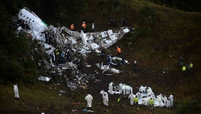 В авіакатастрофі в Колумбії загинуло 20 журналістів